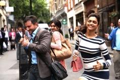 Diana Penty, Saif Ali Khan, Deepika Padukone