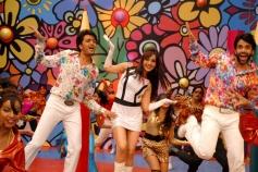 Ritesh Deshmukh, Neha Sharma, Tusshar Kapoor