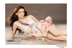 Saeeda Imtiaz - Thigh Show