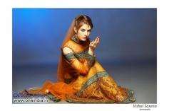Saeeda Imtiaz in Tradional Dress