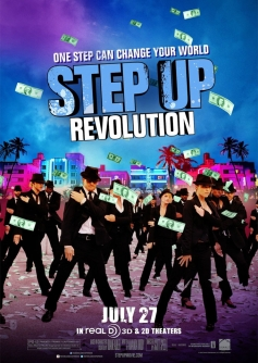 Step Up 4 Poster