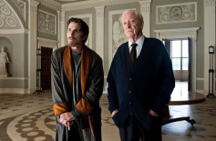 Christian Bale, Michael Caine