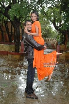 Romantic Scene in Adhikaara