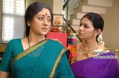 Vinaya Prasad in Kannada Movie Adhikaara