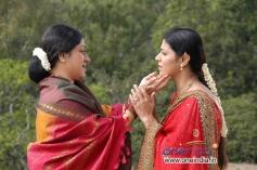 Actress Vinaya Prasad in Kannada Movie Adhikaara