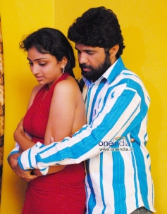 Actress Waheeda and Krishna Maruti in Telugu Movie Anagarigam 2