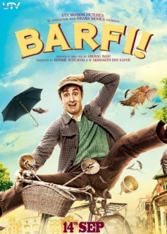 Barfi! New Poster