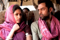Anjali Patil and Abhay Deol Still