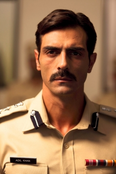 Arjun Rampal Plays Cop Role
