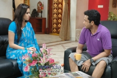 Sada with Sivaji