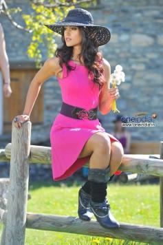 Actress Ileana D'Cruz