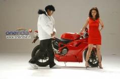 Ali with Gouri Pandit