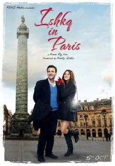 Ishkq In Paris Third Poster