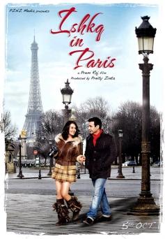Ishkq In Paris New Poster