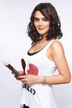 Actress Preity Zinta
