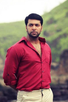 Jayam Ravi in Nimirnthu Nil Movie