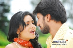 Ramya and Sudeep