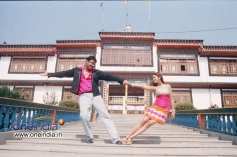 Sai Kiran, Chaya Singh in Lemon Telugu Movie