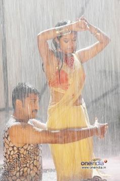 Chaya Singh with Sai Kiran