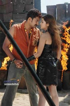 Chaya Singh and Sai Kiran