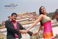 Sai Kiran with Chaya Singh