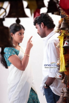 Anjali and Vimal in Telugu Film Naluguru Snehitula Katha