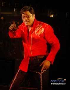 Tollywood Actor Rajendra Prasad