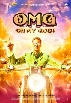 Akshay Kumar's OMG Poster