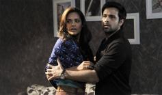 Esha Gupta with Emraan Hashmi