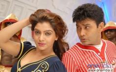 Madhuri and Sharan in Rambo