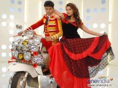 Sharan & Madhuri