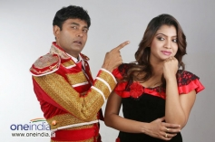 Sharan & Madhuri in Rambo