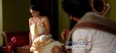 Nithya Menon and Santhosh Sivan in Ravi Varma