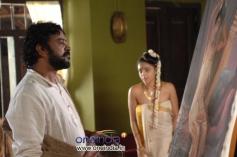 Santhosh Sivan and Nithya Menon in Ravi Varma