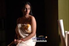 Nithya Menon in Hot Telugu Movie Ravi Varma