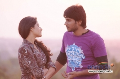 Regina and Sandeep Kishan