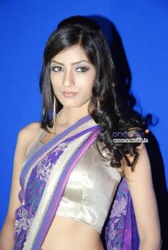 Actress Ruby Parihar