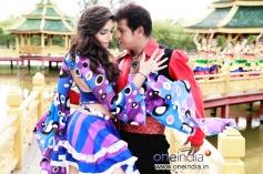 Shivarajkumar and Ragini Dwivedi in Kannada Film Shiva