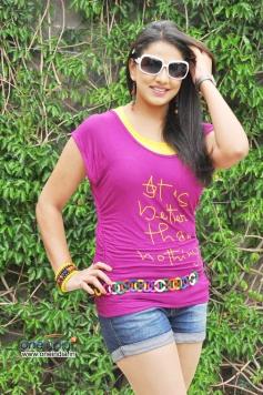 Shivani New Pics
