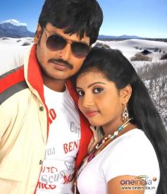 Actor & Actress in Telugu Movie Sivapuram