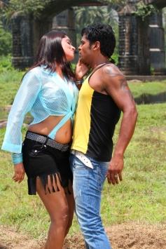 Sowdharya Movie Hot Pics