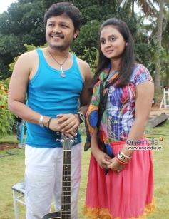 Ganesh & Amoolya in Kannada Movie Sravani Subramanya