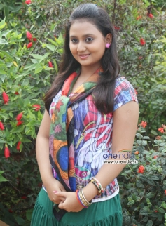 Actress Amoolya