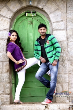 Jarabani & Gopi Reddy in Student Star