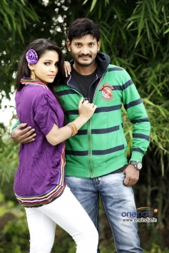Gopi Reddy & Jarabani in Student Star