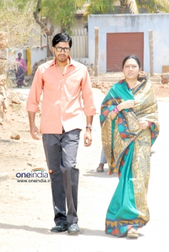 Allari Naresh playing double roles in Sudigaadu