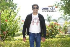Actor Santosh Parlawar
