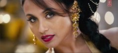 Rani Mukerji trains in belly dancing