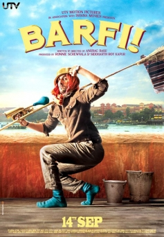 New Poster of Barfi!