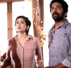 Manisha Koirala and JD Chakravarthy